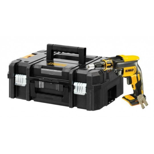 Wkrętarka G/K XR BL 18V+TSTAK+uchwyt magnetyczny, bez akumulatora