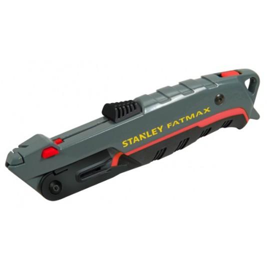 Nóż ostrze chowane, automatyczny, bezpieczny FatMax