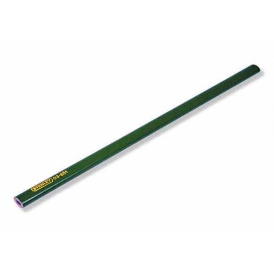 Ołówek murarski 176mm zielony - luz