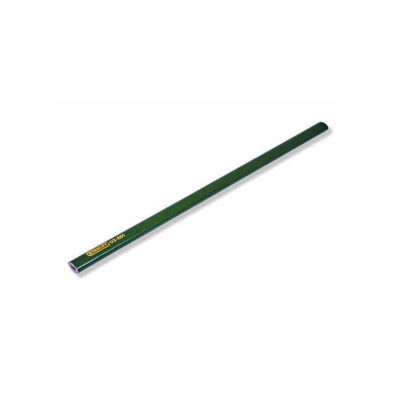 O?ówek murarski 176mm zielony - luz