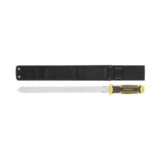 Nóż do wełny/izolacji FatMax 350mm + KABURA