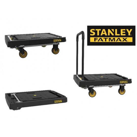 Wózek platforma składany 200kg,rama aluminiowa FatMax