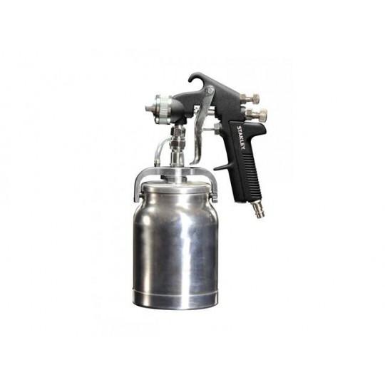 Pistolet do malowania dolny zbiornik 1l,dysza 1.8mm,4b